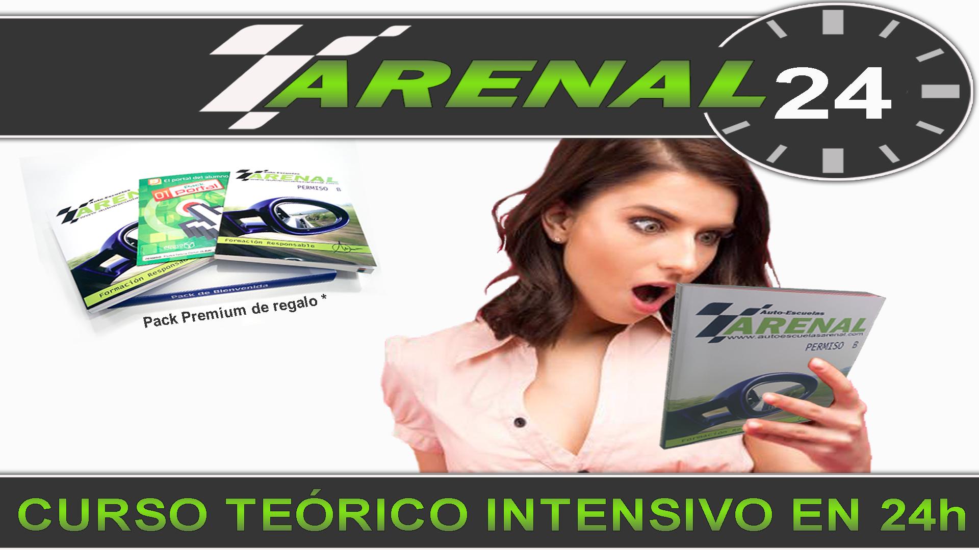 Autoescuela Arenal