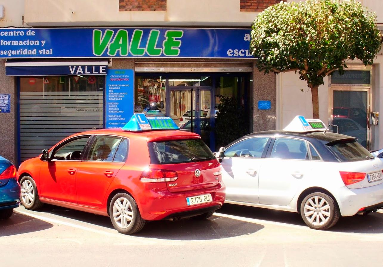 Autoescuela Valle