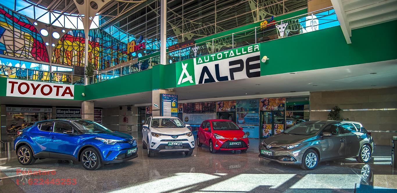 Alpe Autotaller
