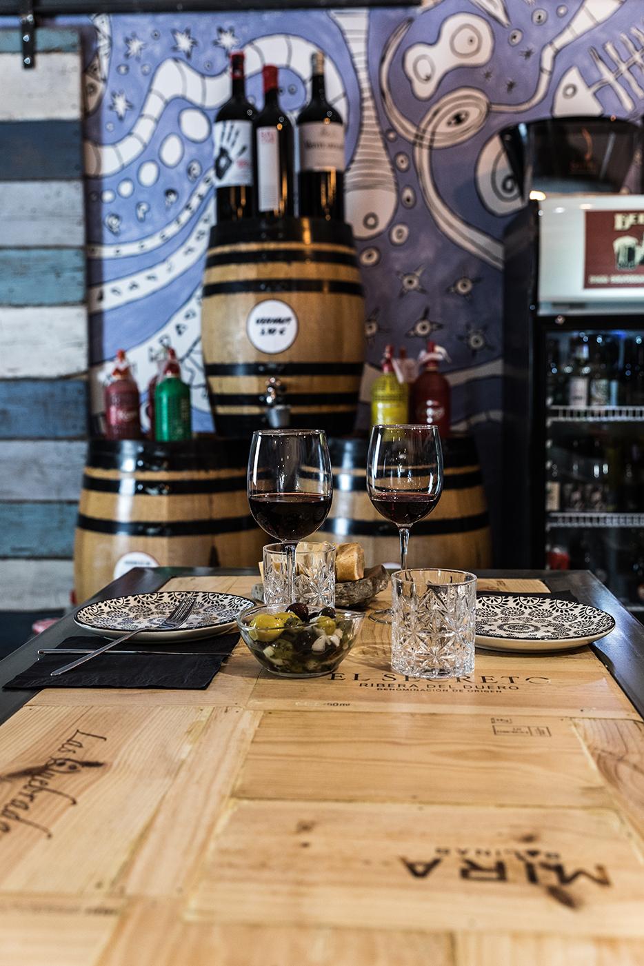 Art ï Raim – Venta de vino, gourmet y taberna