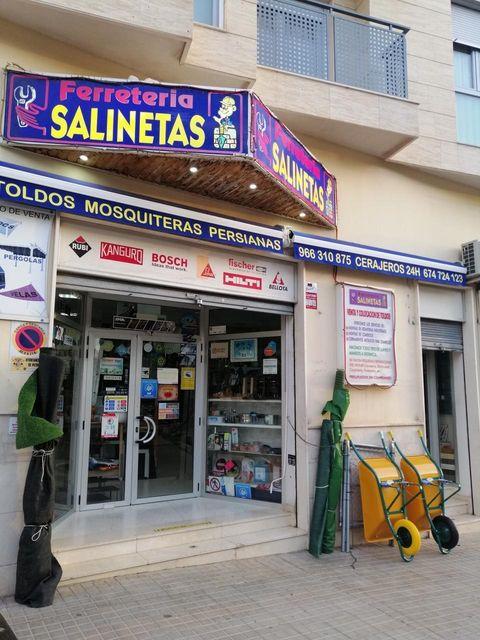 Ferretería Salinetas
