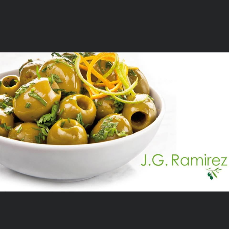 J. G. Ramírez – Encurtidos y aceitunas