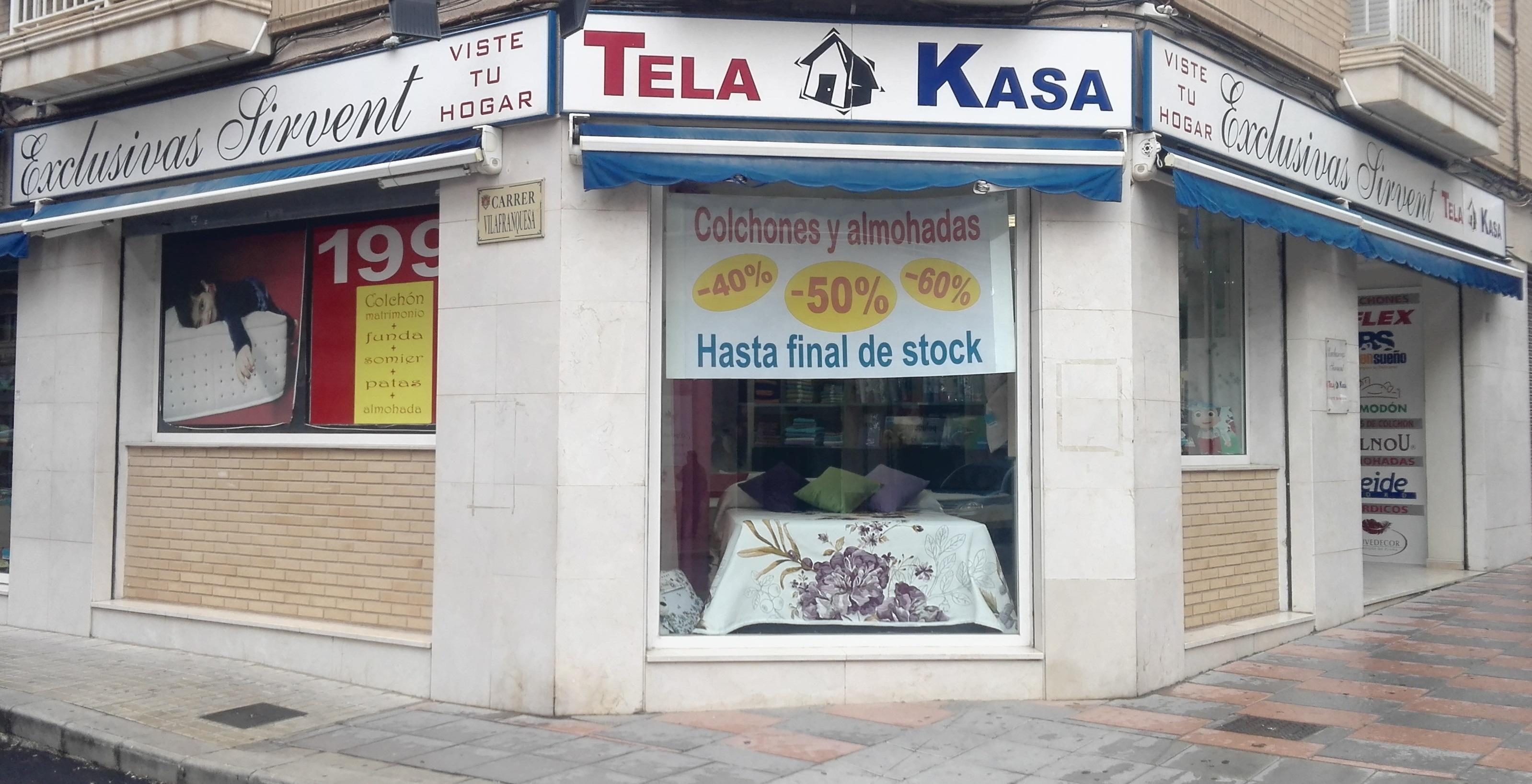 TelaKasa Colchonería