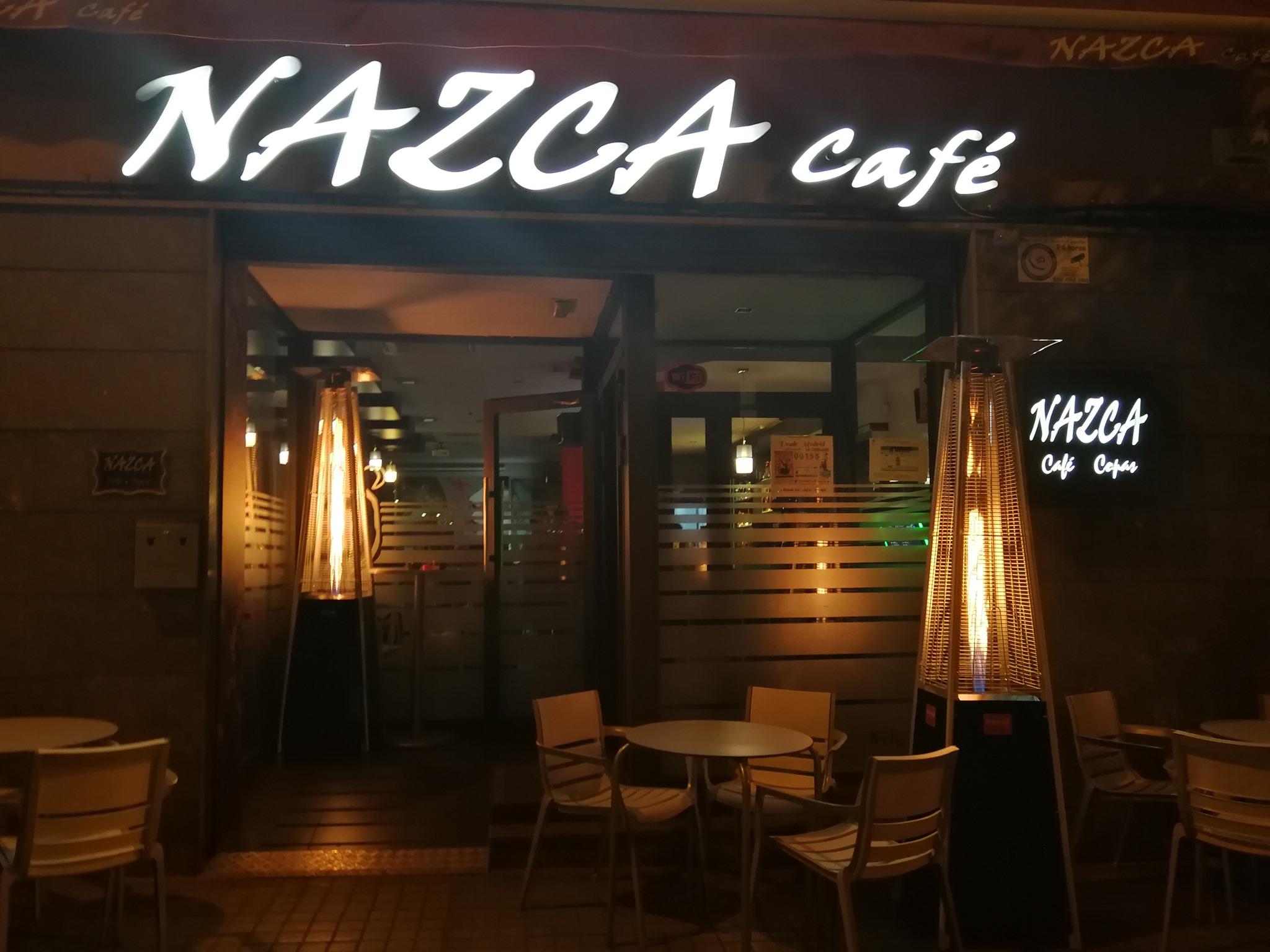 Nazca Café
