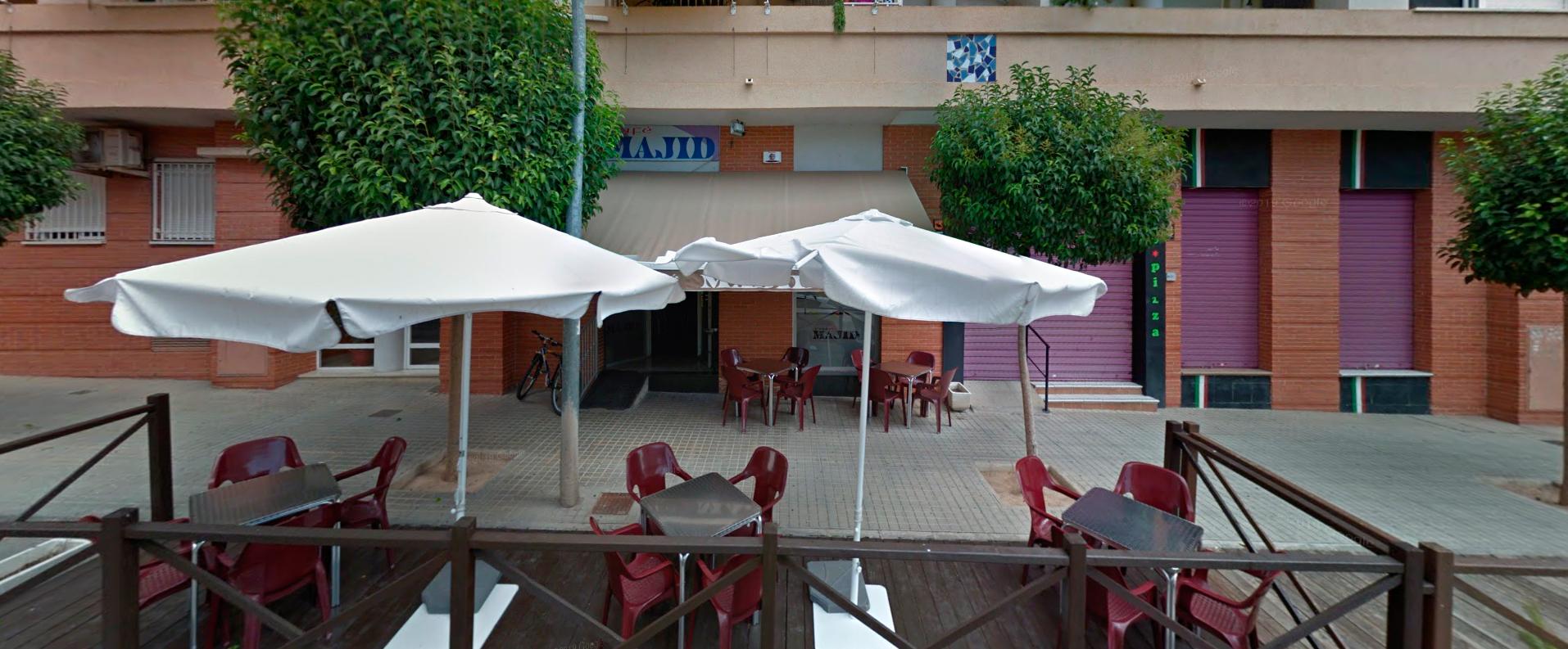 Cafetería Majid