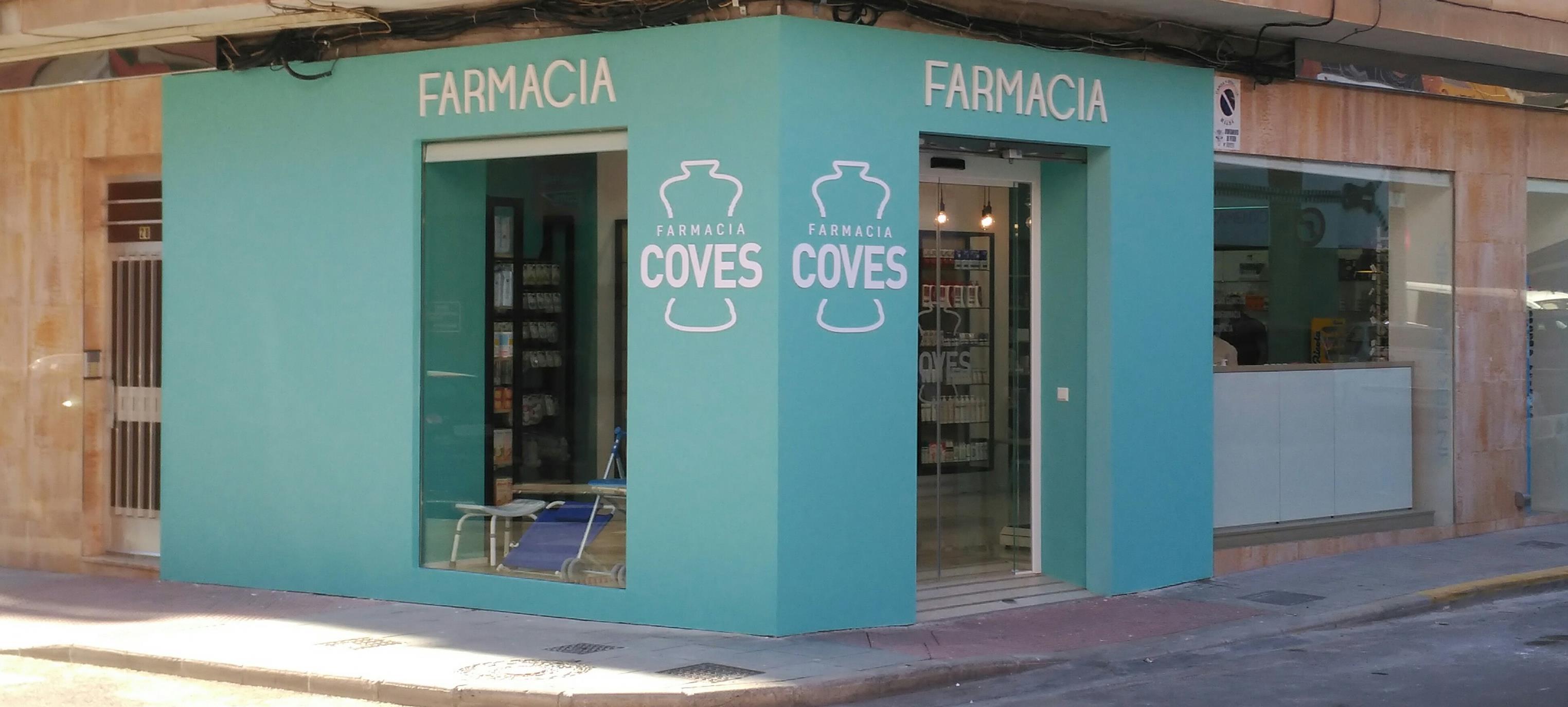 Carlos Coves Farmacia