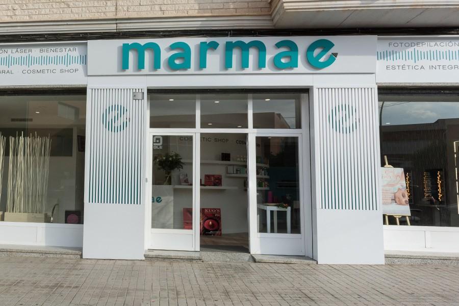 Marmae Fotodepilación Estilista