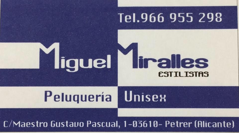 Miguel Miralles Estilista