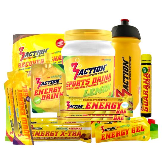 Tri-Sport Nutrición Deportiva