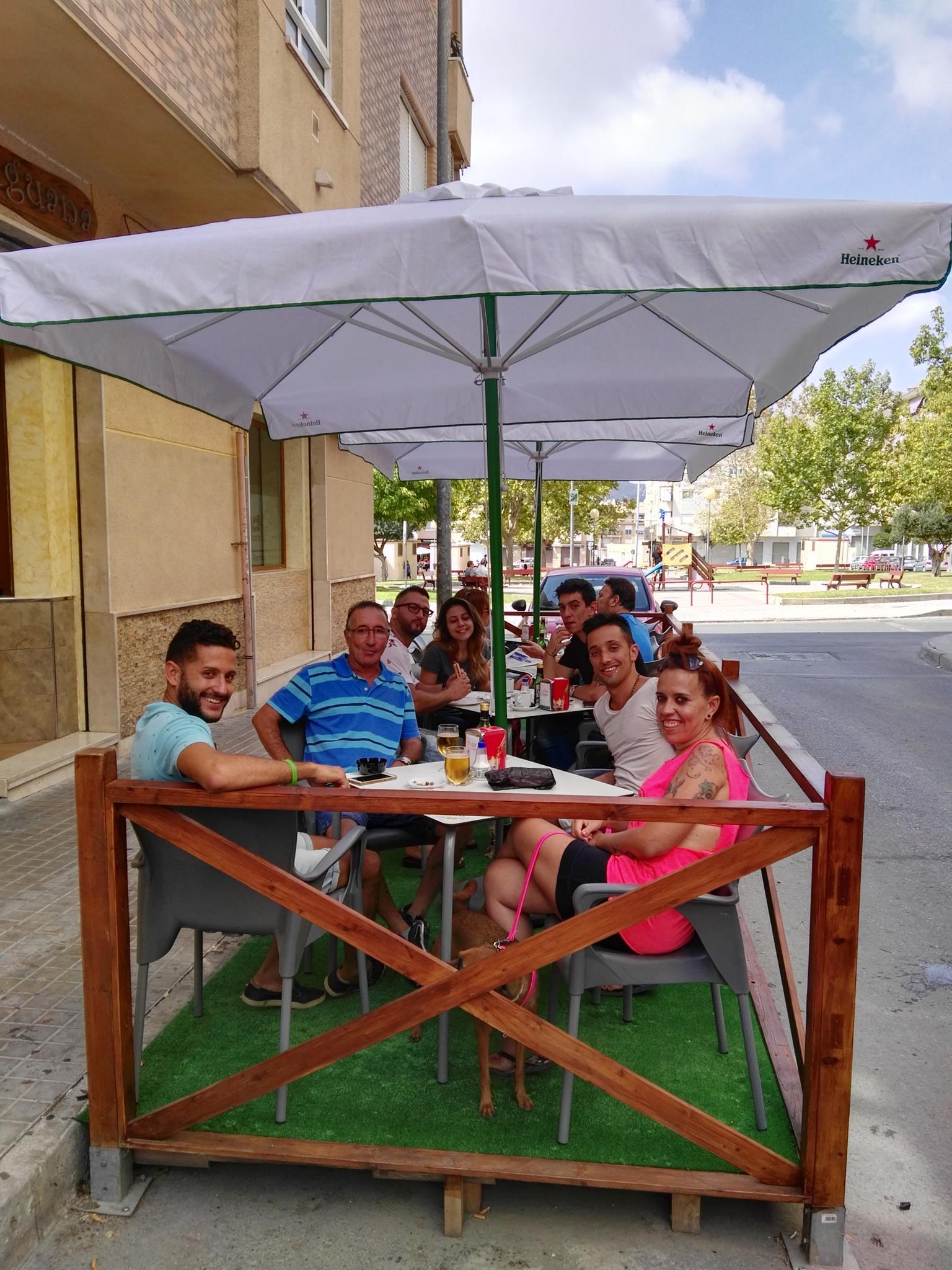 Cafetería Iguana