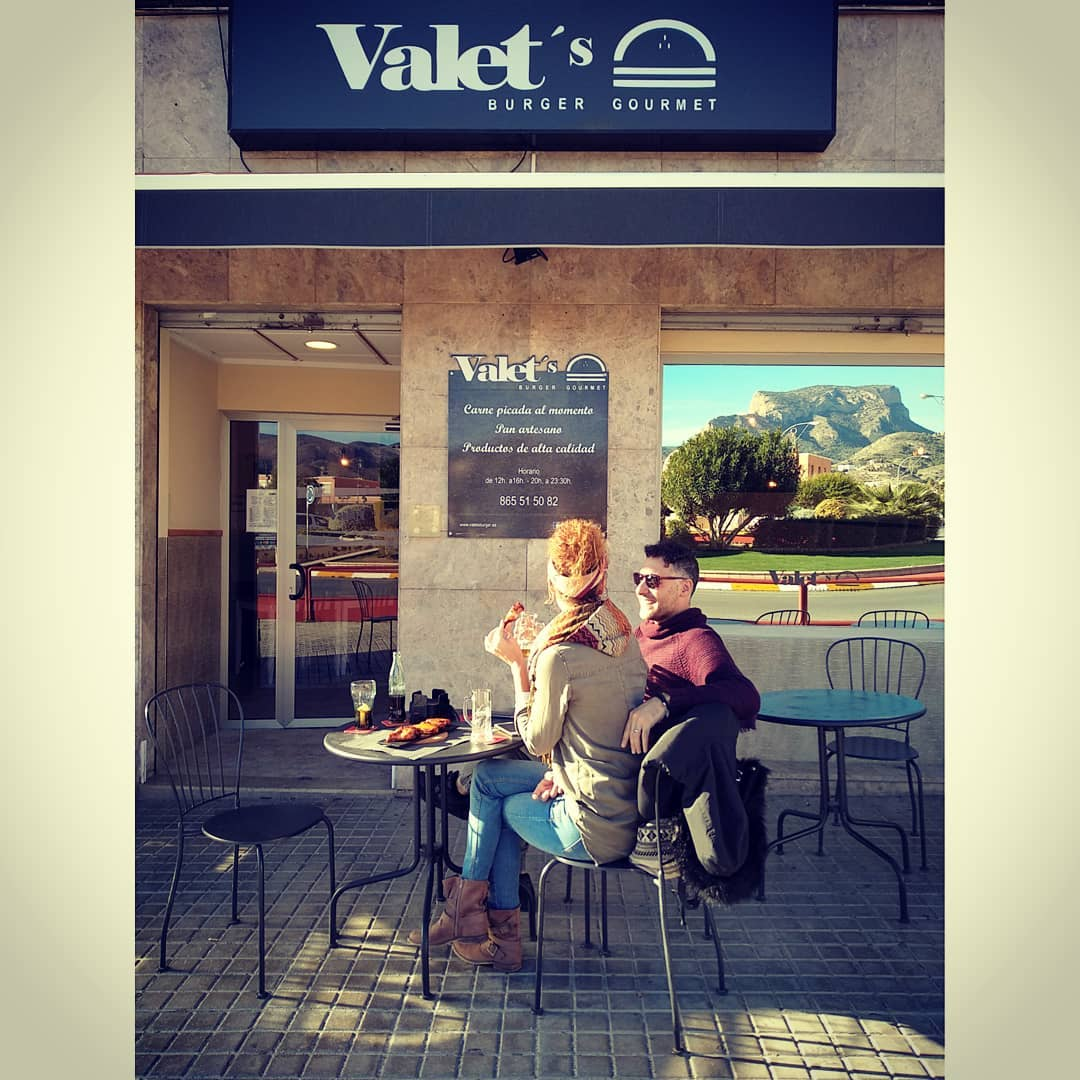 Valet's Hamburguesas Gourmet