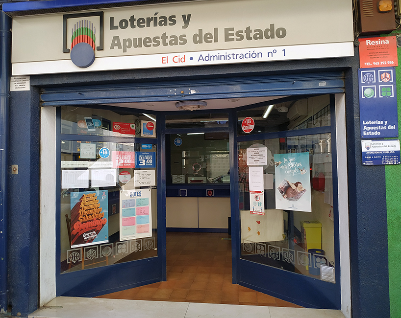 Administración de Loterías El Cid