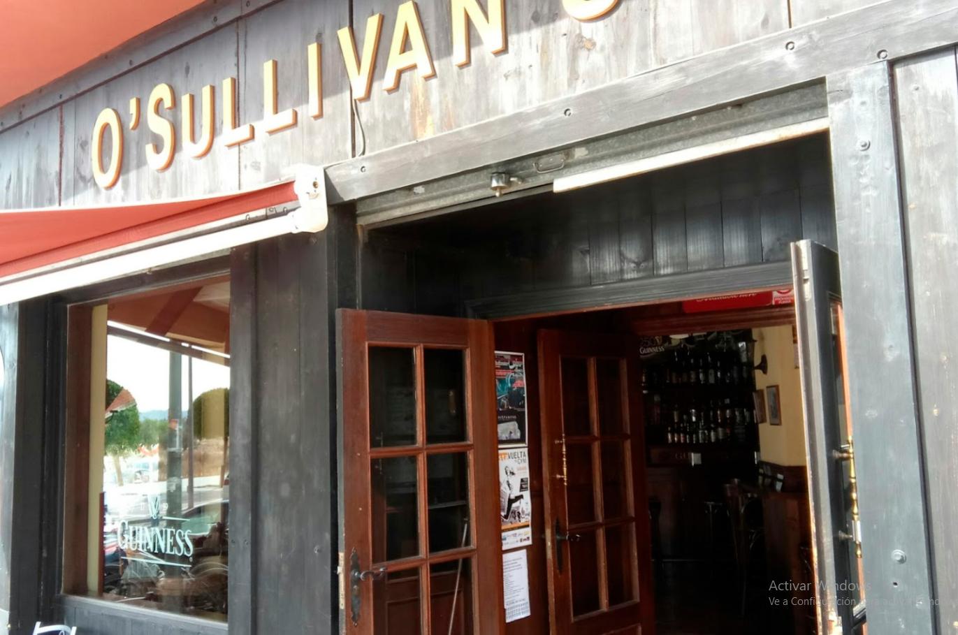 O'Sullivans Cervecería