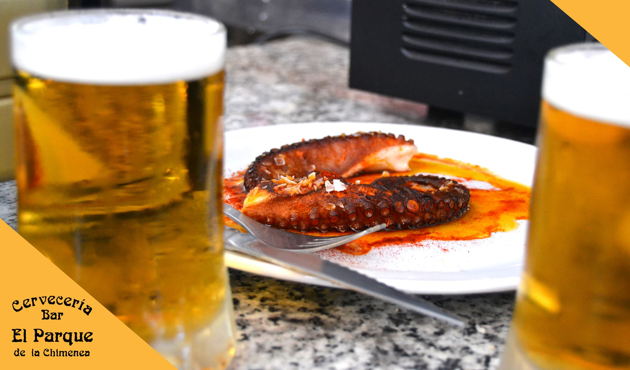 Cerveceria Bar El Parque de la Chimenea