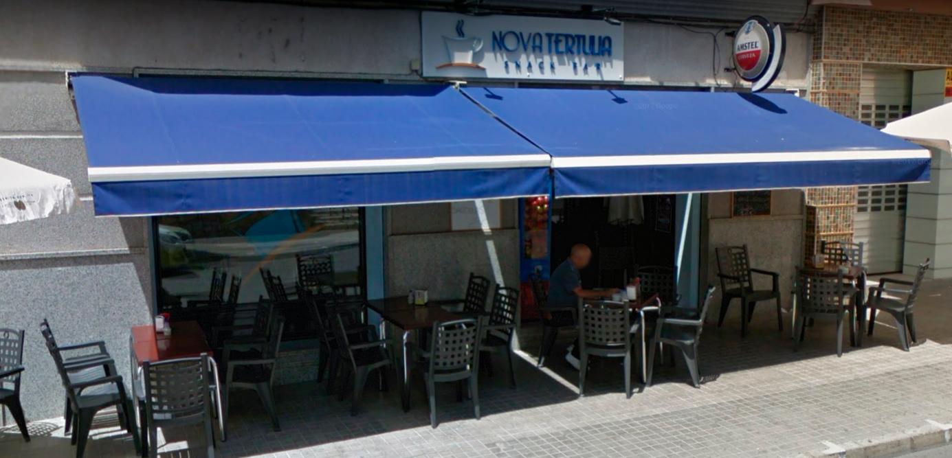 Nova Tertulia Snack Bar