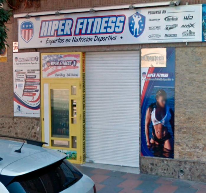 Hiper Fitness Petrer