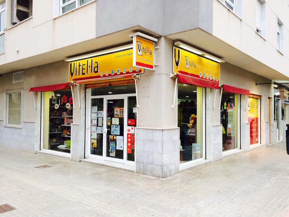 Librería Papelería Vitel·la