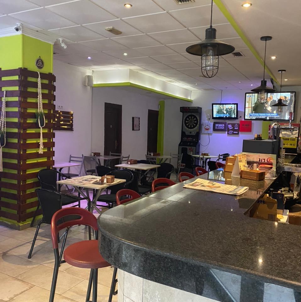 Café Liberty Bar
