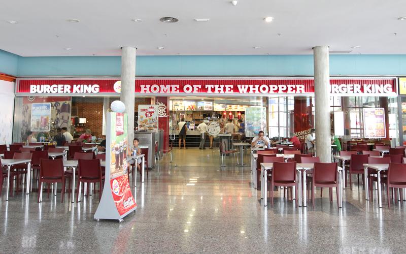 Burger King (CC Carrefour)